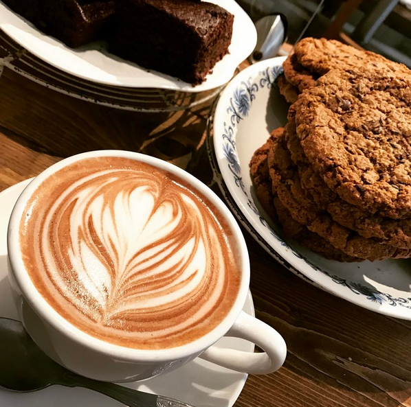Great Coffee and Cakes